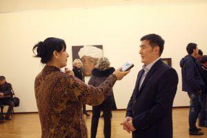 Интервью Мурада Карабаева радиоканалу