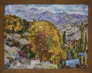 Листопад. Поздняя осень. 2005