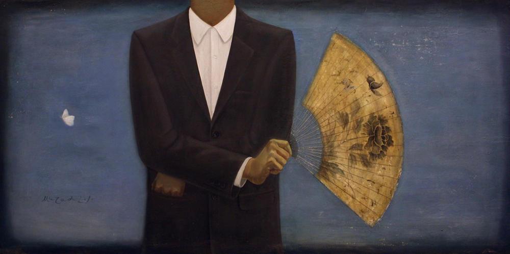 Мурад Карабаев. Заблудшая бабочка. 2010