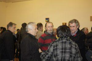Беседа художников