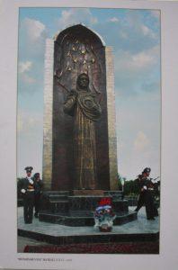 Д.Миртаджиев. Памятник ы Джизаке