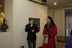 Мурад Карабаев и Ирина Богословская