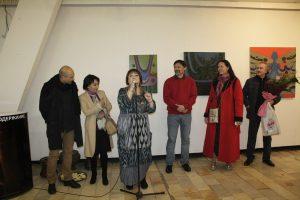 Открытие выставки -1