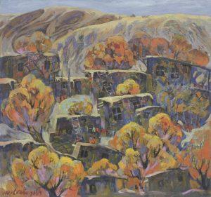 Пирматов Ш. Бахмаль. 1989