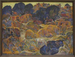 Пирматов Ш.  Село Яйпан. 1990