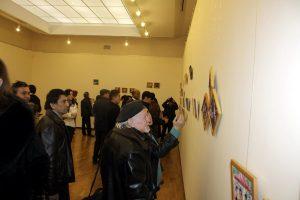 Посетители и художники-2