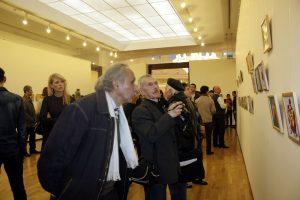 Посетители и художники-5