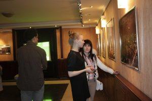Посетители выставки-2