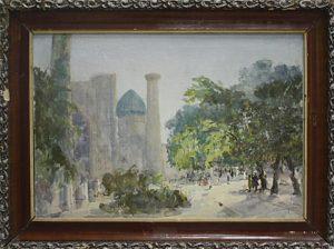Балабанов В. Регистан. Шер-дор. 1950