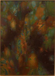 Флорида Гамбарова. Сказочный лес. 1990