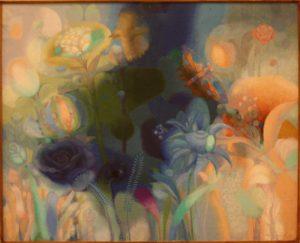 Флорида Гамбарова. В долине синей розы. 1992