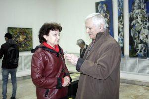 Интервью. Бабаев Б. и Марина Бородина.