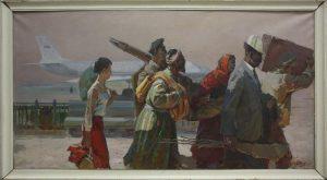 Пудовкин Н. Рейс на Янгиер. 1964