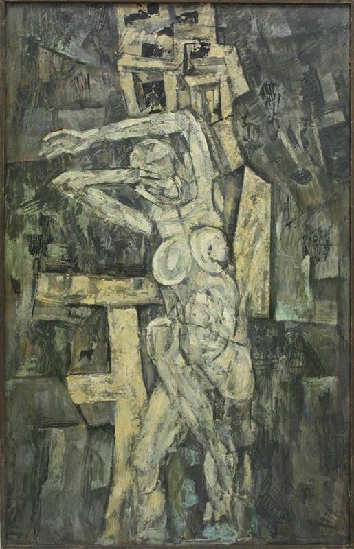 Снегирёв Л. Отрешение. 1969 (ДХВ)