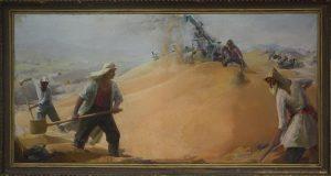 Татевосян О. Богарная пшеница. 1963