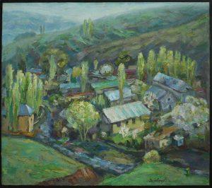 Залевская Оксана. Раняя весна 2006