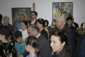 На открытии выставки-4