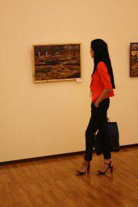 На выставке.-4