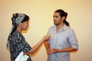Интервью радиоканалу