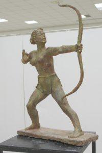 Паруб Михаил.  Амазонка. 1987