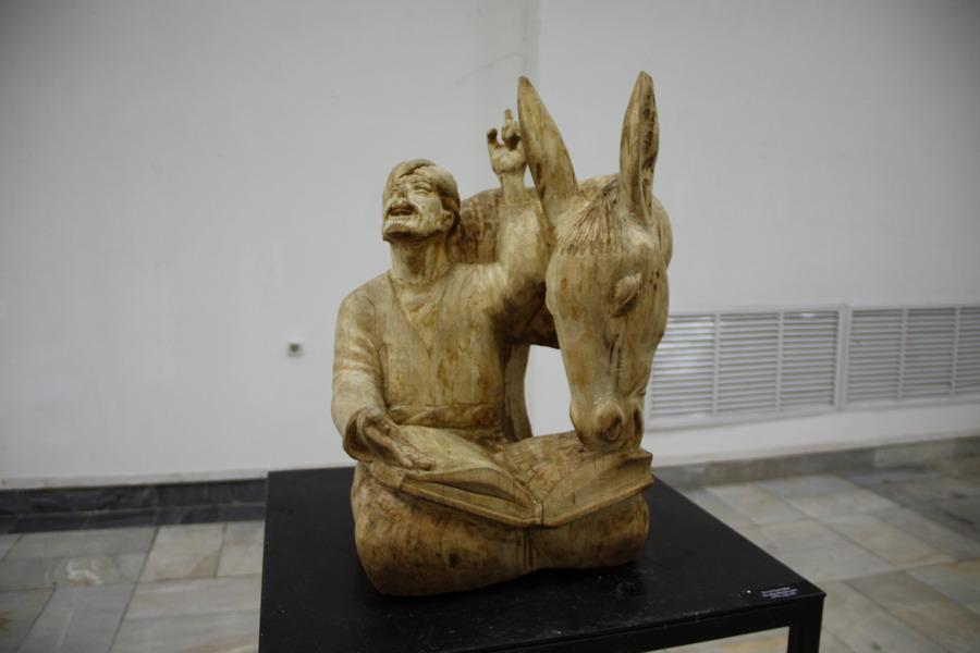 Паруб Михаил. Ходжа Насриддин. 1976
