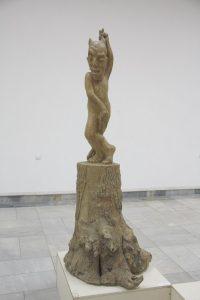 Паруб Михаил. Леший. 1980