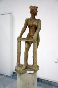 Паруб Михаил. Муза. 1992