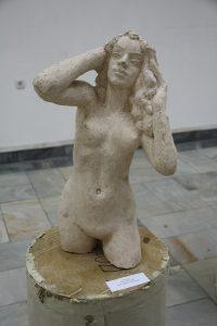 Паруб Михаил. Торс женский. 1998