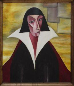 Баходир Закиров. Портрет друга. 2005