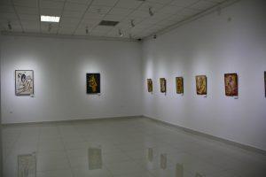 Экспозиция выставки -1