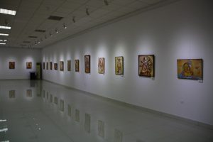 Экспозиция выставки -2