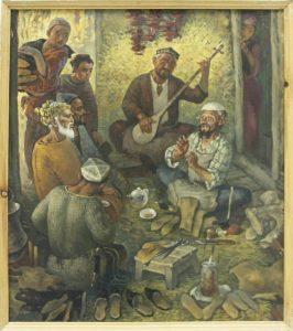 Фахруддинов З. Тановар. 2000