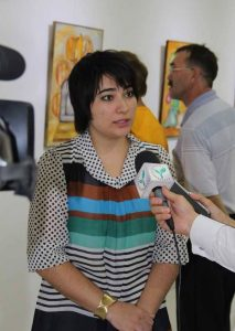 Салима Рахимова.