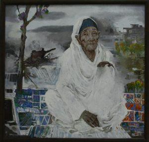 Тошмуратов М. Мать из Гилана. 2012