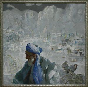 Тошмуратов М. Рахмо ота 100 лет. 20132