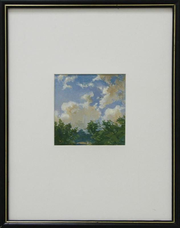 Абдуллаев Ж. Чистое небо. 2003