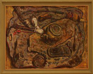 Абдуманнон Юсупов. Старые вещи. 1967