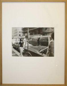 Arno Fisher. Из серии -Нью-Йорк. 1984. 1