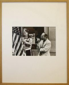 Arno Fisher. Из серии -Нью-Йорк. 1984. 5