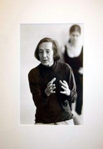 Arno Fisher. Танцовщица Грет Палукка . 1971
