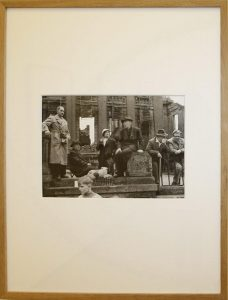 Arno Fisher. Восточный Берлин,Унтер-ден-Линден. 1957