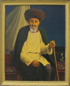 Худойберганов Р.Портрет отца. 2013