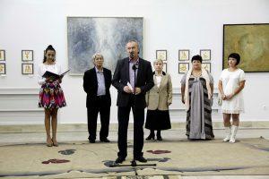Открытие выставки СемьЯ ЛИ