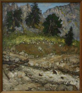 Акбулак. Р.Гаглоева. 1999.