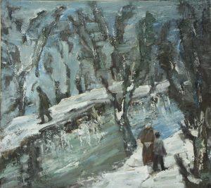 Анхор. Зима. Р.Гаглоева. 2004