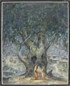Богистан. Р.Гаглоева. 1984