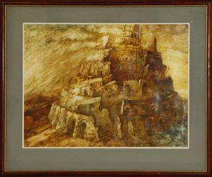 Инна Сандлер. Babel Tower. 2012