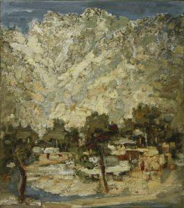 Каранкуль. Р. Гаглоева. 1999