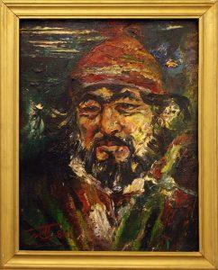 Медат Кагаров. Автопортрет.