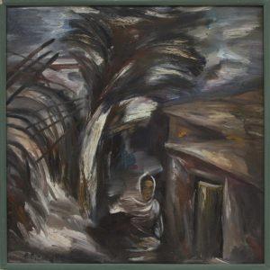 Одиночество. Р.Гаглоева. 1989 (ДХВ)